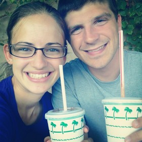 In-N-Out shake date!